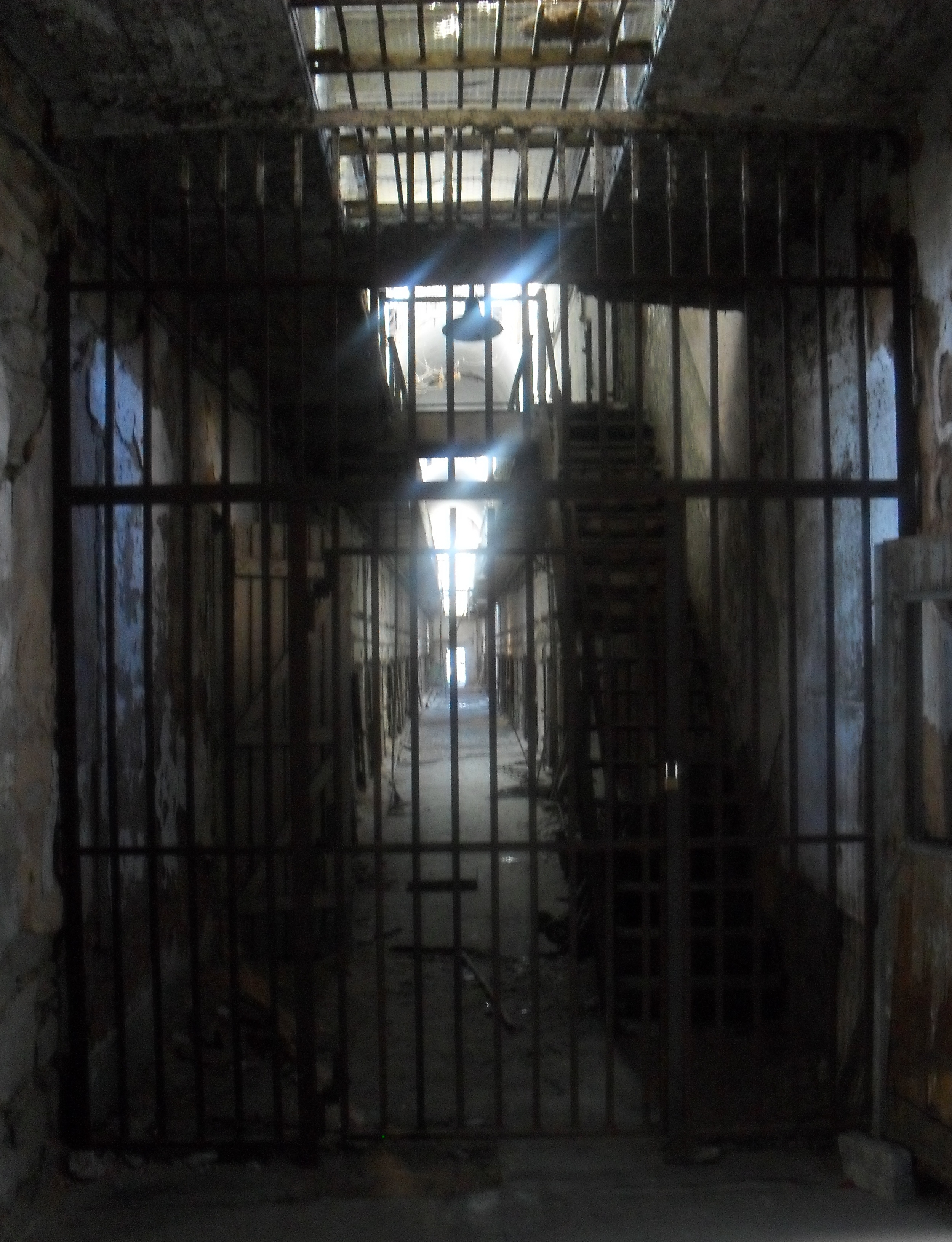 american prison | Tales and Travels of the Tinman