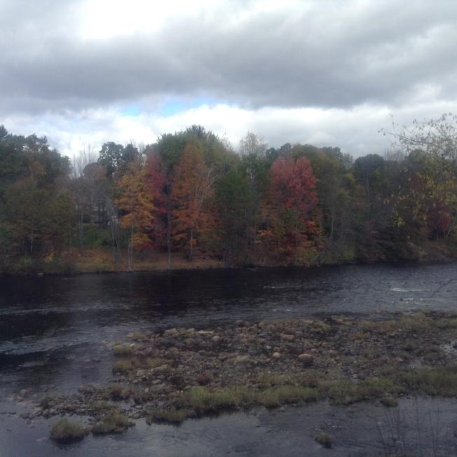 New England 355